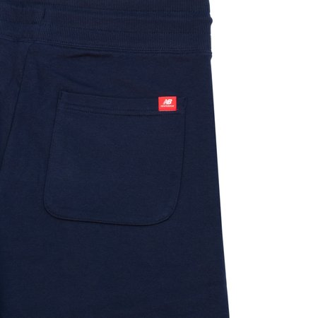 New Balance Essentials Embroidered Sweat Pant - Navy