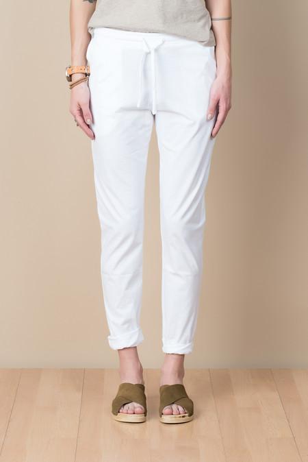 Kowtow Building Block Slim Pant In White