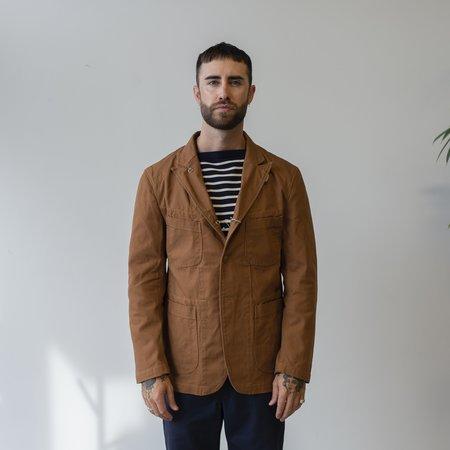 Engineered Garments Bedford Jacket - Brown