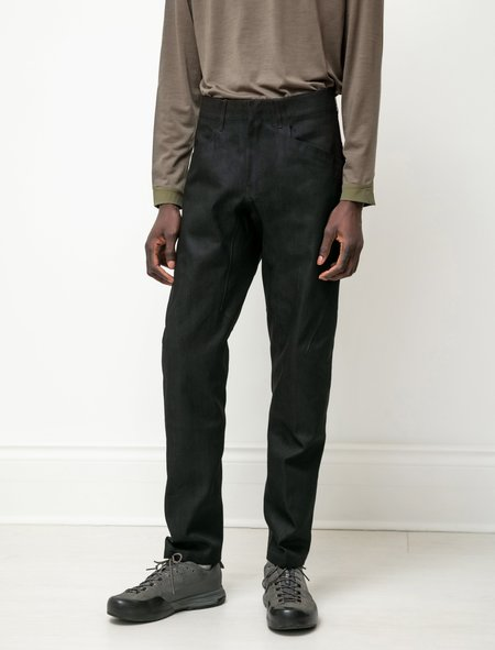 Veilance Mens Cambre Pant - Shadow Black