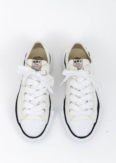 Mihara Yasuhiro Ponyskin Original Sole Lowtop Sneaker - White
