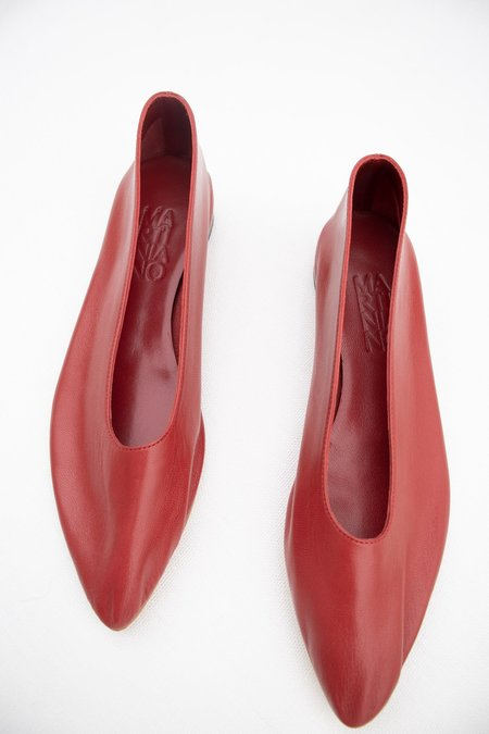Martiniano Party Flat - Red
