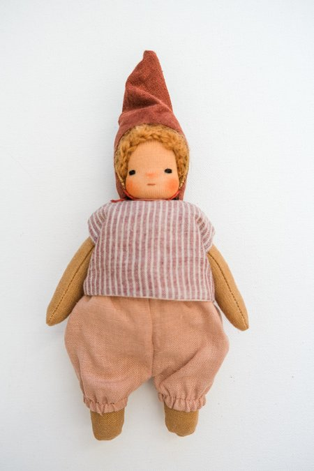 kids Lamb Ears and Roots Gnome Doll - Lupine