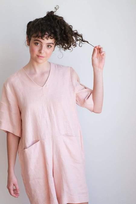 beaumont organic Nova Jumpsuit - Rose