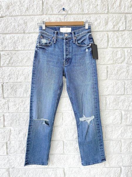 Mother Denim THE TOMCAT Jeans - Blue