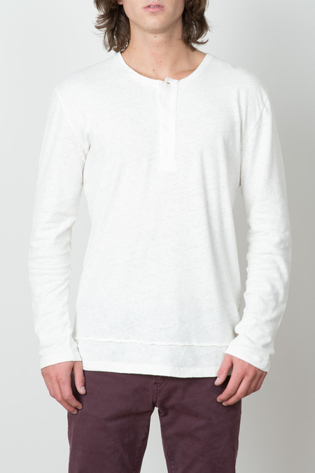Hope Grim Sweater In Nearly White
