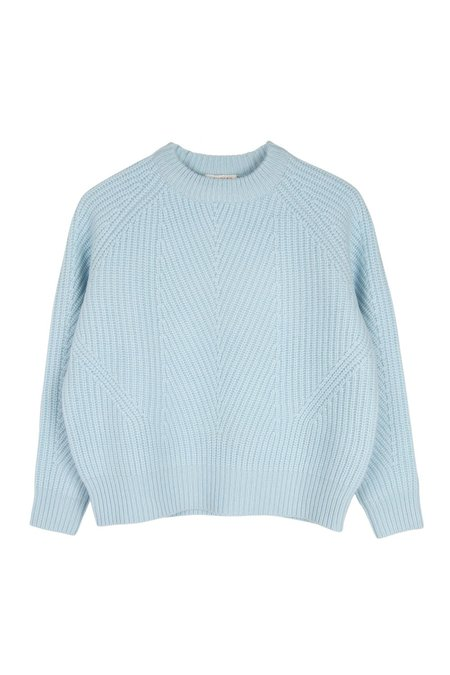 Demy Lee Chelsea Sweater - Icy Blue