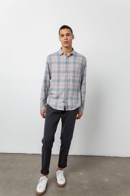 Rails Lennox Shirt - Cornflower