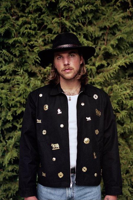 BODE Appenzeller Ohio Jacket - Black
