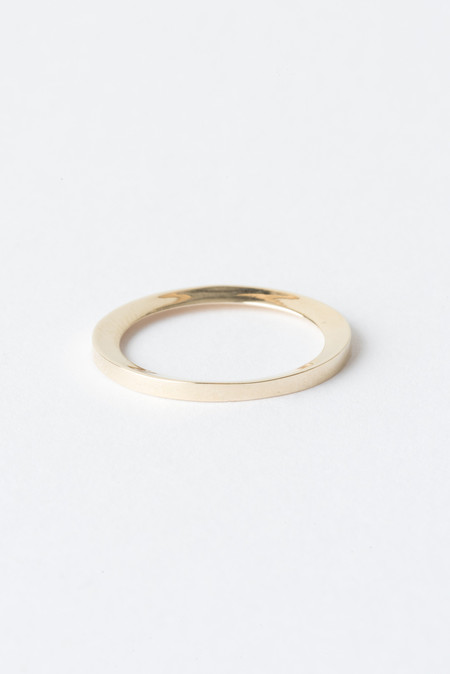 Still House Kai Ring In 14K Gold