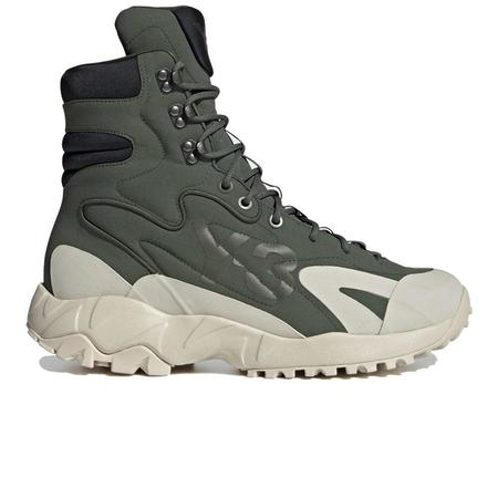Adidas Y-3 Notoma shoes - Shadow Green/Bliss/Black