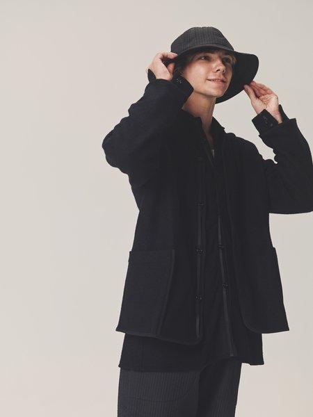 MAN-TLE R11 S7 Takoyaki Boucle Knit Shirt