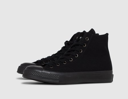 Converse Chuck 70 Hi Black / Black