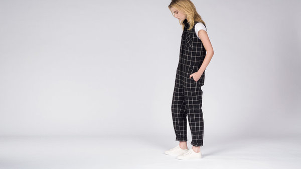 Wildfang The BLKLBL.01 Coveralls (Wool Blend)