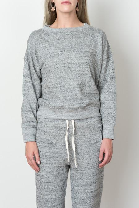 Hansel from Basel Portsmouth Sweatshirt In Heather Grey