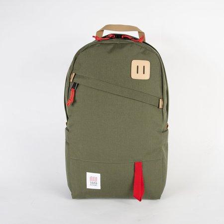 Topo Designs Classic Daypack - Olive