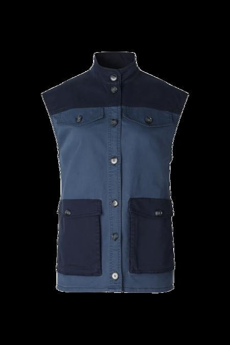 Baum und Pferdgarten Beadu Jacket - Denim Blue Patch