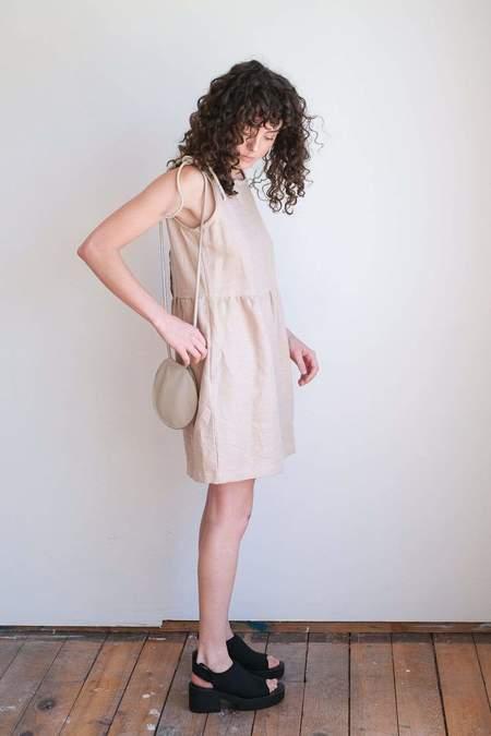 Conscious Clothing Lisbon Romper - Bone