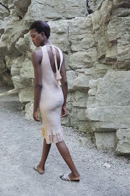 ELEVEN SIX ROCHELLE SWEATER DRESS
