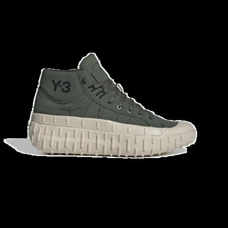 adidas x Y-3 GR.1P High Men GZ9151 SNEAKERS - Green/Bliss