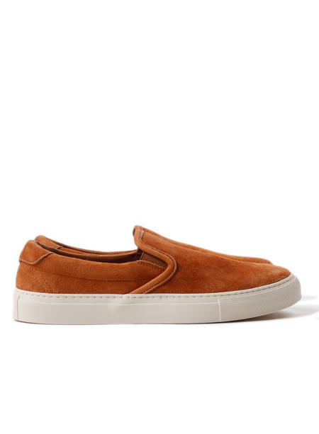 Diemme Garda Slip On Putty Reverse Kudu