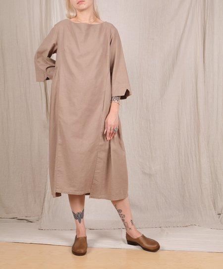 Atelier Delphine Maia Dress - Warm Grey