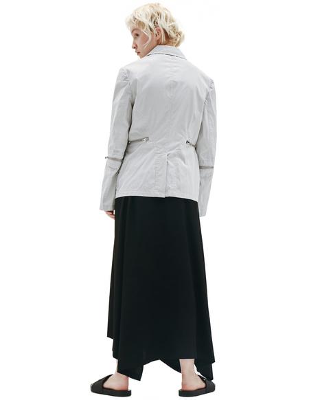 Y's Light Grey Cotton Jacket