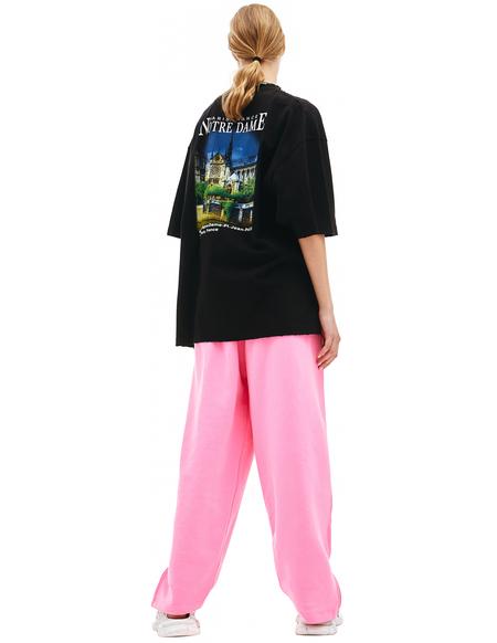 Balenciaga Sacrecoeur & Notredame T-shirt