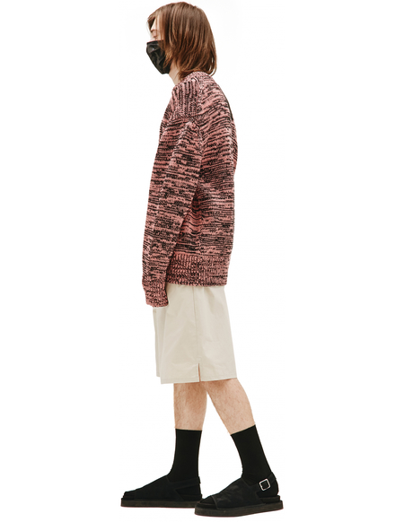OAMC Knitted Sweater With Patch