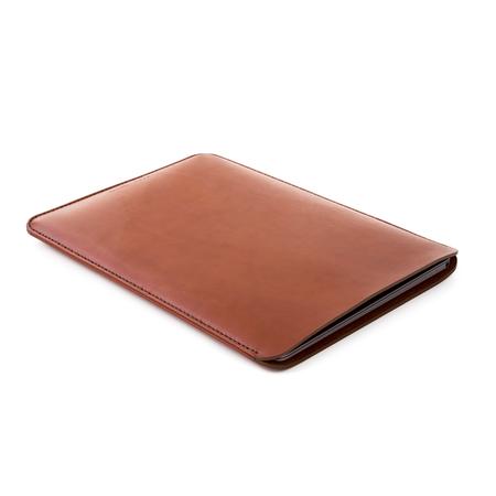 MAKR MacBook Sleeve - Saddle Tan