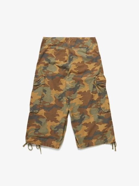 [Pre-Loved] Greg Lauren Male Camo Wide Cargo Cotton Pants