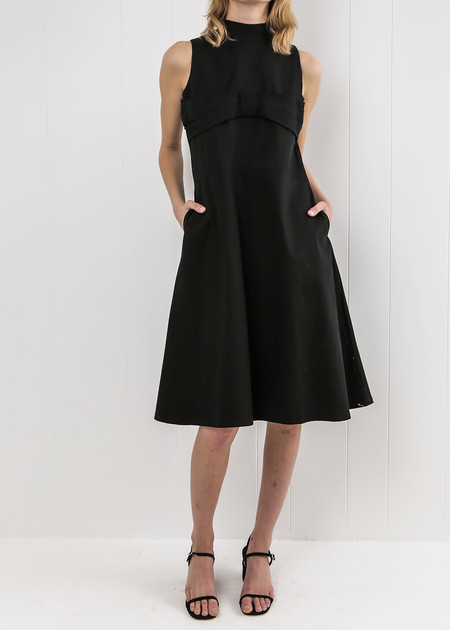 Toit Volant Black Lola II Dress