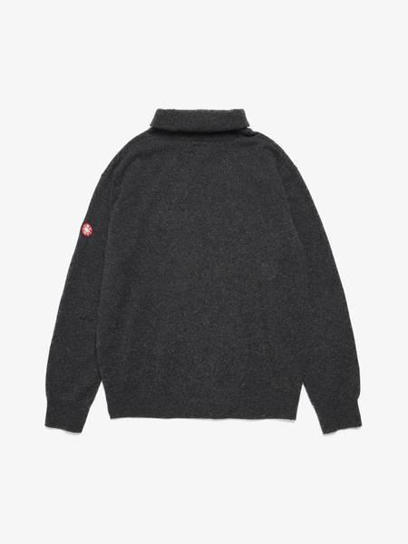 Cav Empt Wool Turtleneck - Gray