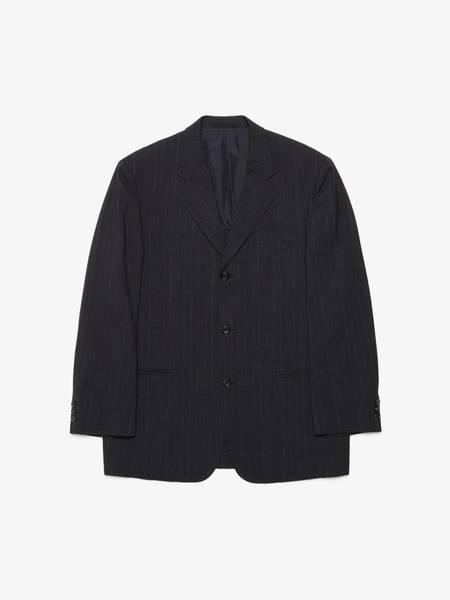 [Pre - Loved] Comme Des Garcons Homme Plus Vertical Stripe Blazer