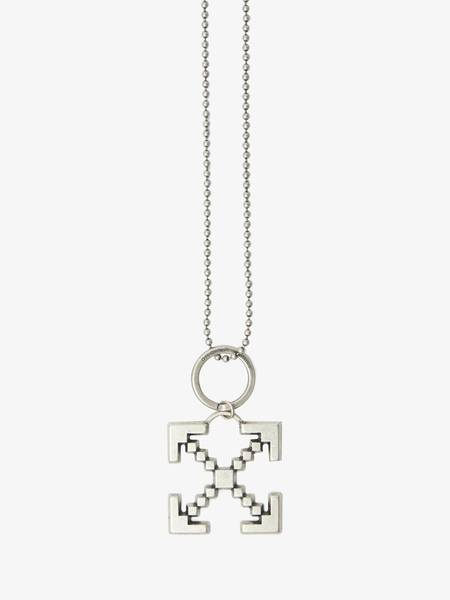 [Pre-Loved] Off-White Male Logo Necklace