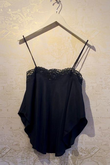 Mes Demoiselles Silk Lace Trapeze Cami