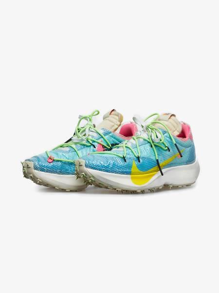 PRE-LOVED Nike X Off-White Runner Sneakers - blue