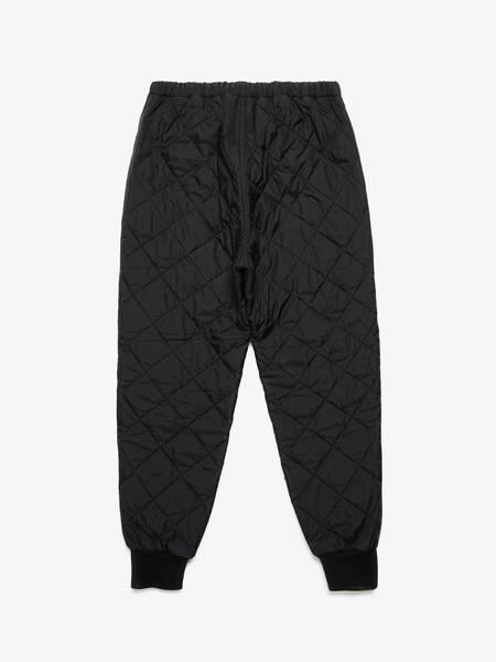 [Pre-Loved] Marni M Black Nylon Sweatpants