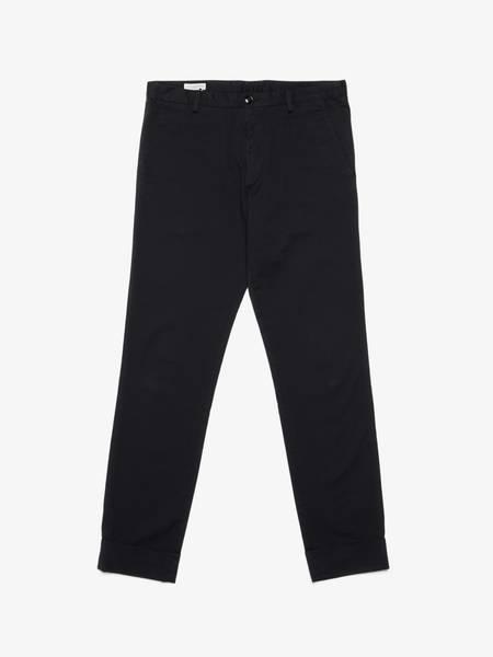 [Pre-Loved] Dries Van Noten Cotton Pants - Black