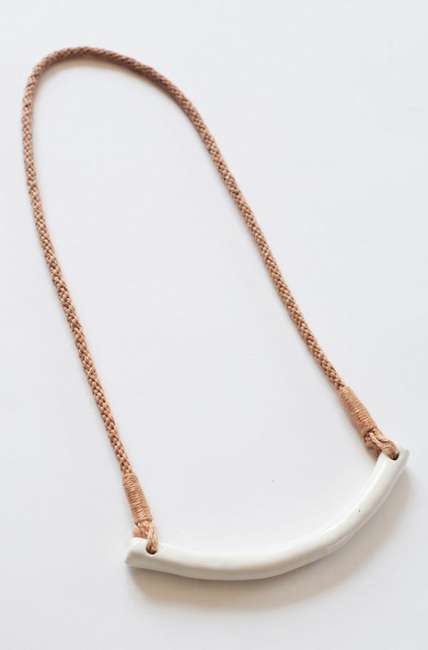 Necklace No. 23 - Blush