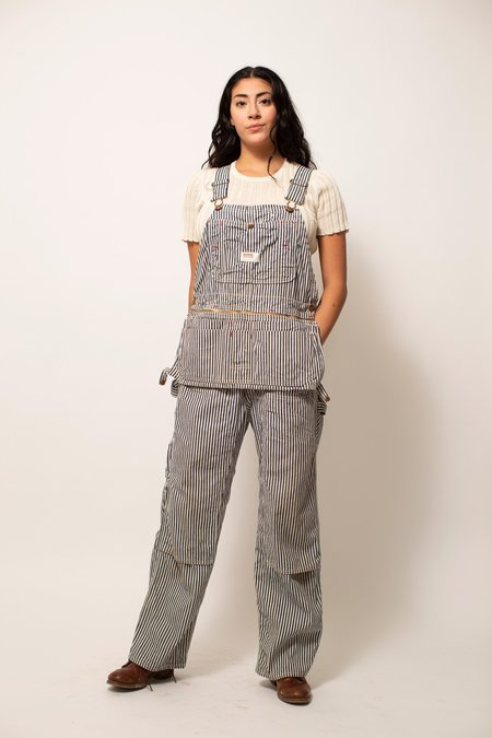 Vintage Painter Overalls - Gray