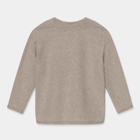 Kids My Little Cozmo Fionn Sweater - Beige