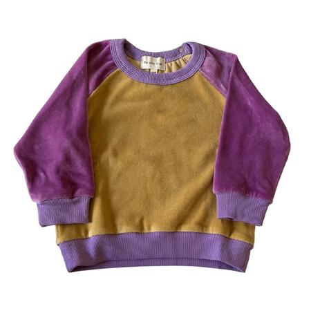 Kids We Are Kids Henri Sweat - Candy/Mulberry