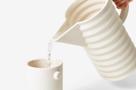 Areaware Pleated Pitcher