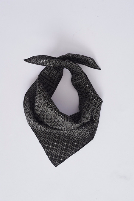 Assembly New York Cotton Triangle Scarf