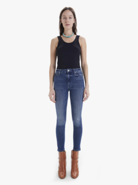Mother Denim The HW Looker Jeans - Getalongs