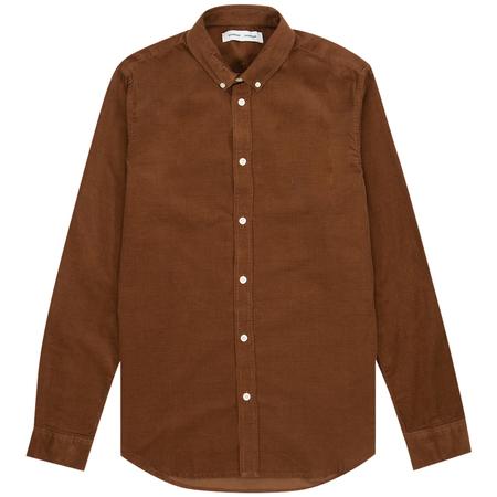 Samsoe Samsoe liam bx shirt - 10504 Emperador