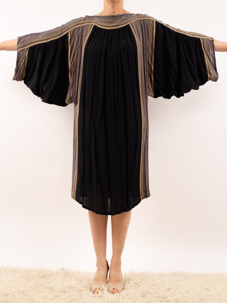 Vintage Erin Templeton 70's batwing frock I love this thing Dress