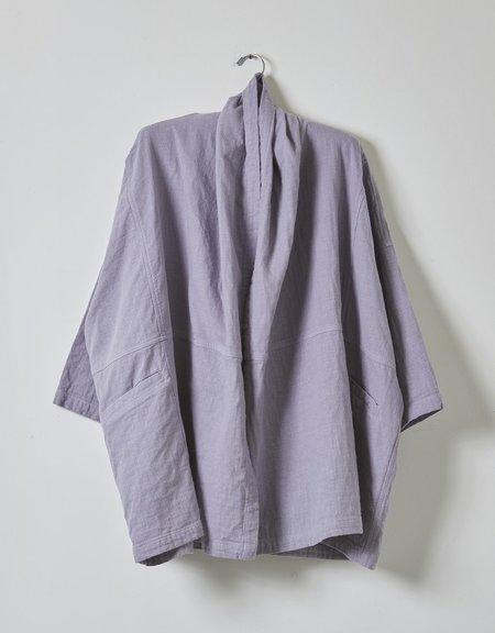 Atelier Delphine Haori Coat - Purpling Dawn