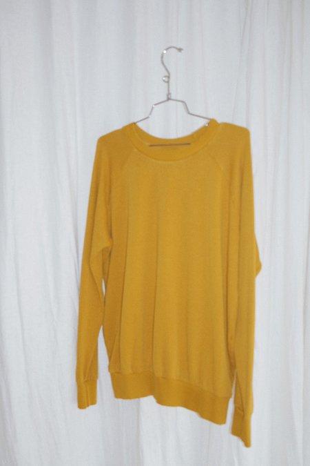 Jungmaven Alpine Raglan Sweatshirt - Marigold
